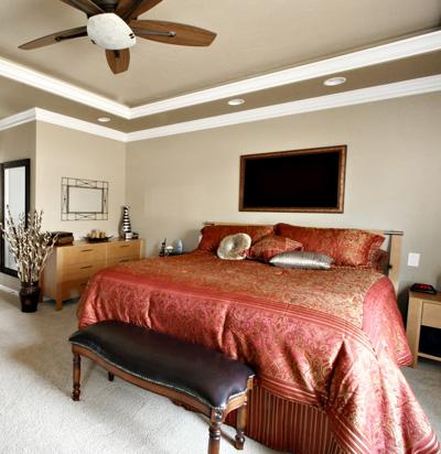 Ajanta Queen Size Bedspreads